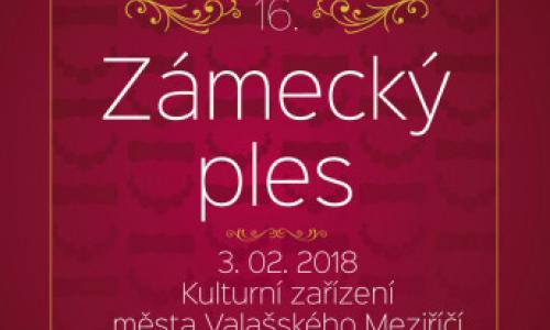 Zámecký ples 2018