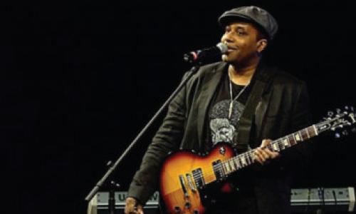 Vince Agwada Blues Band (USA/CZ)