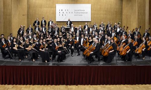 ZRUŠENO - Janáčkova Filharmonie Ostrava
