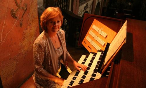 ZMĚNA TERMÍNU - Irena Chřibková- varhany & Jan Adamus- hoboj
