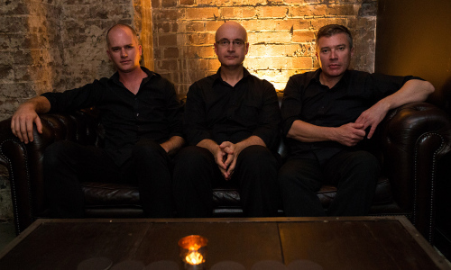 Darren Heinrich Trio (AUS/CZ)