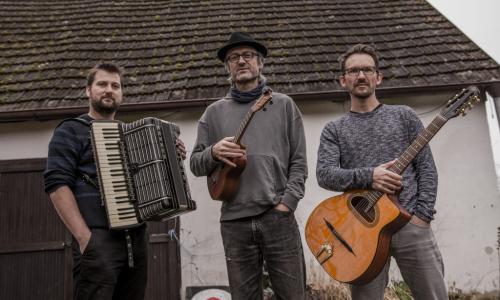 Mirek Kemel trio  + host Vladimír Javorský