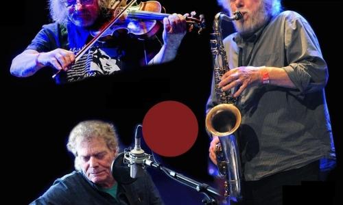 Jesse Ballard (USA) & Joe Kučera (D) & Jan Hrubý (CZ)