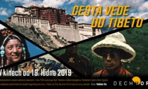 Cesta vede do Tibetu