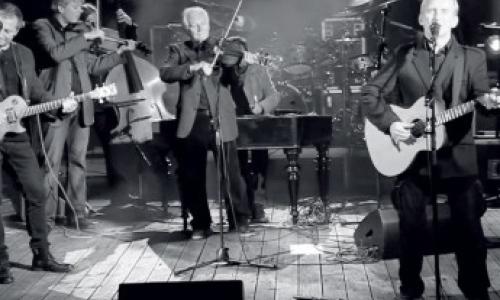 ČECHOMOR & Cimbálová muzika Martina Hrbáče