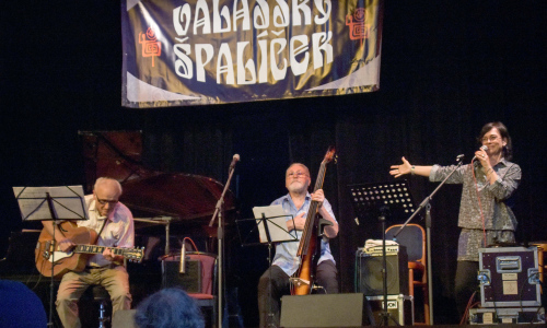 Dáša Ubrová Trio