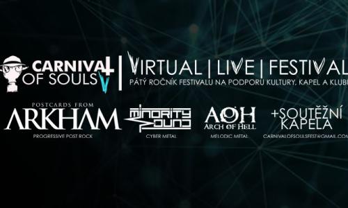 Carnival Of Souls V - P.F. Arkham I Arch Of Hell I Minority Sound