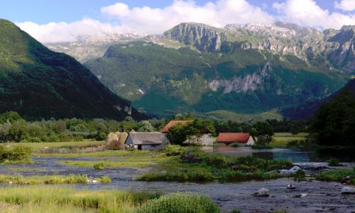 Kulturní dědictví UNESCO Černá Hora