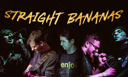 Straight Bananas