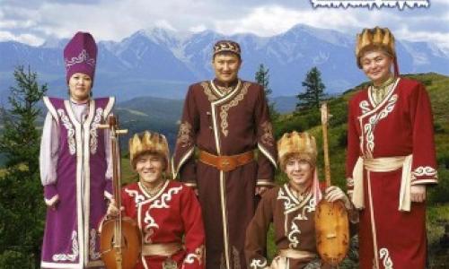 ALTAI KAI (Sibiř)