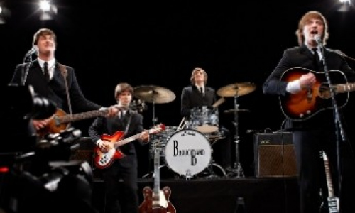 BROUCI BAND The Beatles revival