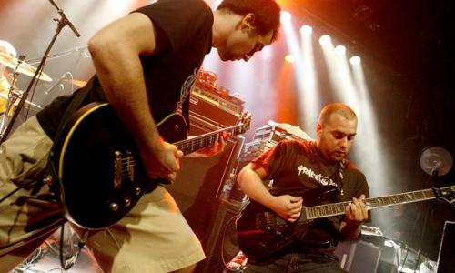 Kanadská punkrocková špička zahraje v M-klubu