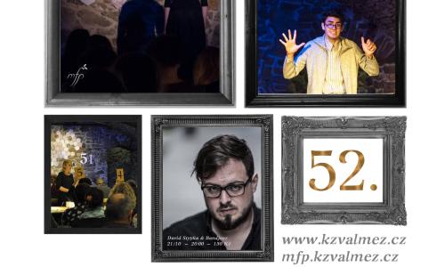 52. ročník Mezinárodního festivalu poezie hostí Kulturní zařízení ve Valašském Meziříčí