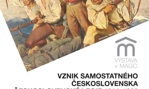 Muzejní a galerijní centrum přiblížuje vznik Československa i legie