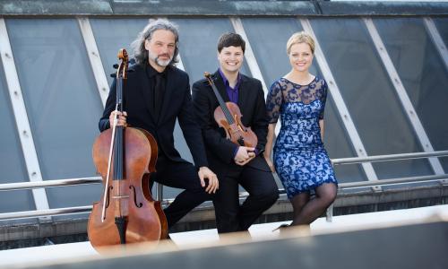 V Kulturním zařízení zahraje Eben Trio