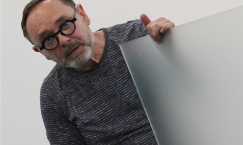 Sklář Palo Macho bude provázet výstavou v Galerii Kaple
