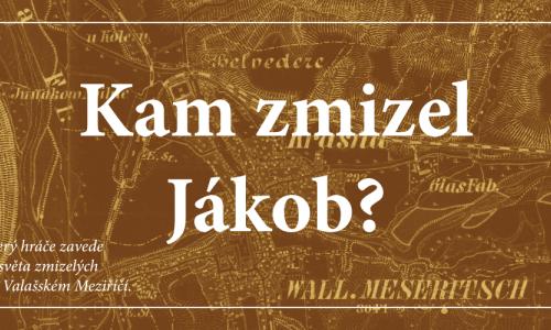 Kam zmizel Jákob? – detektivní questing