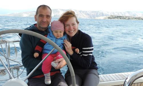Severozápadní cestou s rodinou Denkových