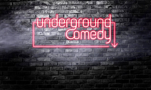V hlavní roli pražská Underground Comedy