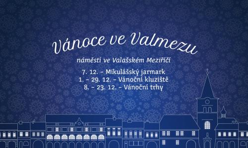 Vánoce ve Valmezu pokračují