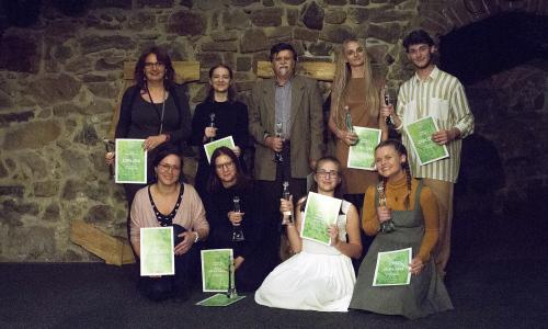 Barevný svět krásného slova aneb Mezinárodní festival poezie