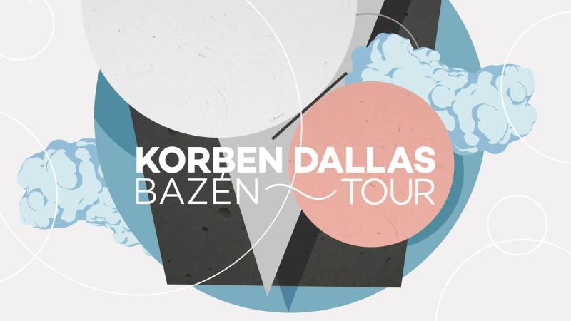 Korben Dallas: Bazén Tour 2019