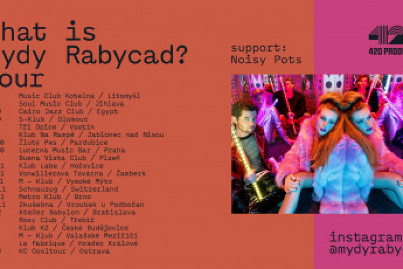 What is Mydy Rabycad?