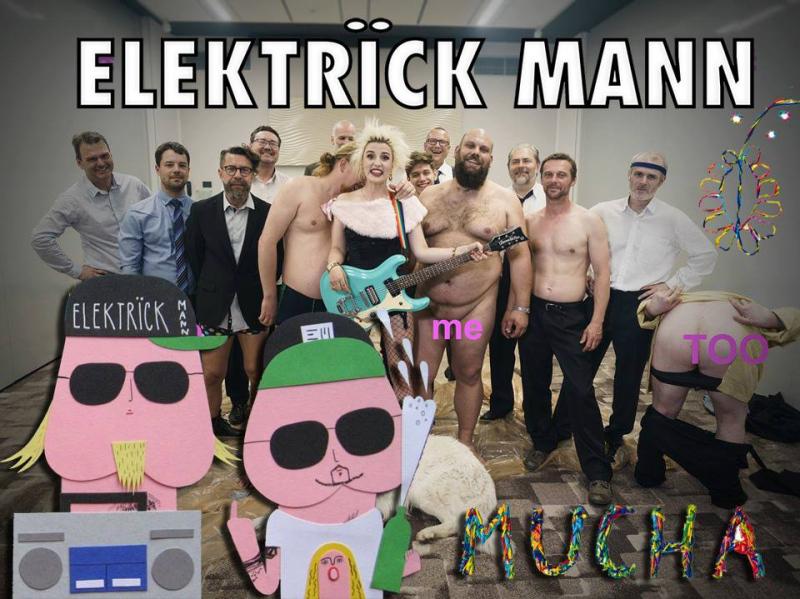 Elektrickmann + Mucha