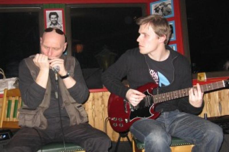 ERICH BOBOŠ PROCHÁZKA & MAREK WOLF (SK)