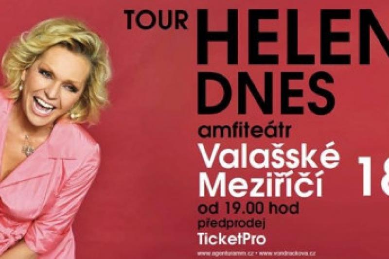 TOUR HELENA DNES