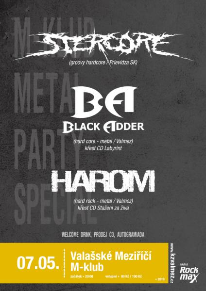 Metal párty special