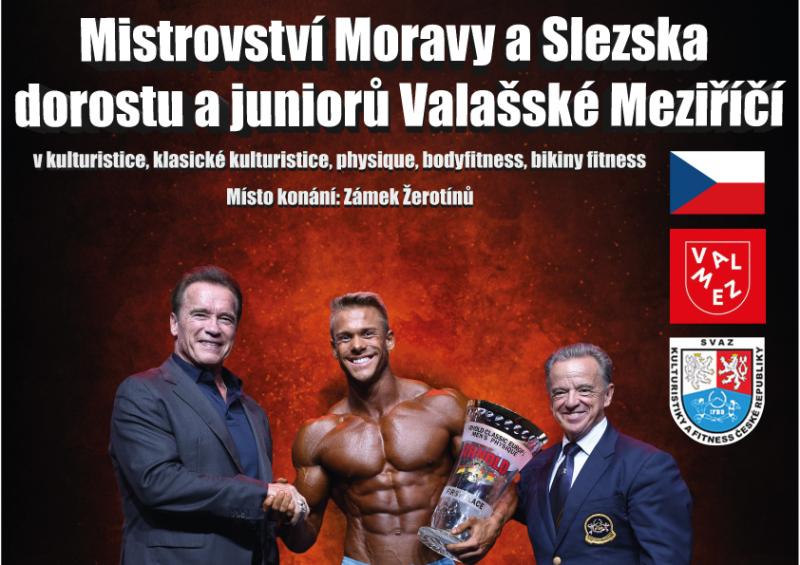 Mistrovství Moravy a Slezska dorostu a juniorů Valašské Meziříčí
