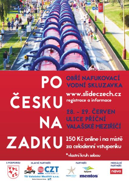 Po Česku na zadku