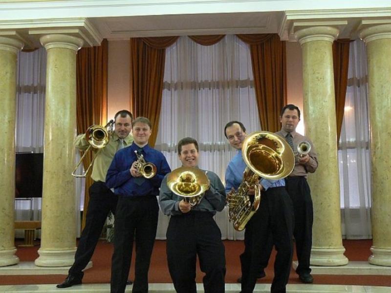ZMĚNA TERMÍNU - Ostrava Brass Quintet
