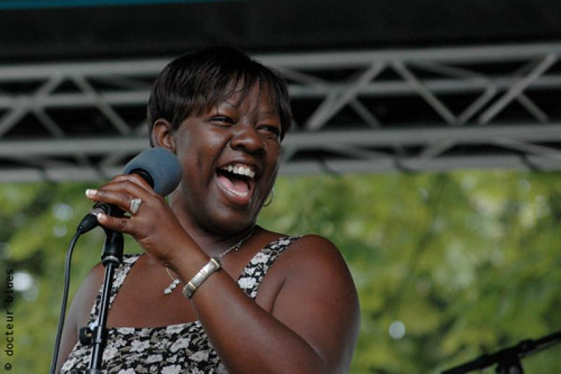 Wanda Johnson & Band (USA)