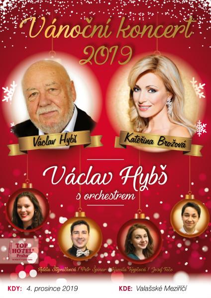Václav Hybš s orchestrem