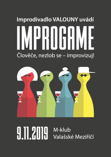 Improgame - Člověče, nezlob se - improvizuj!
