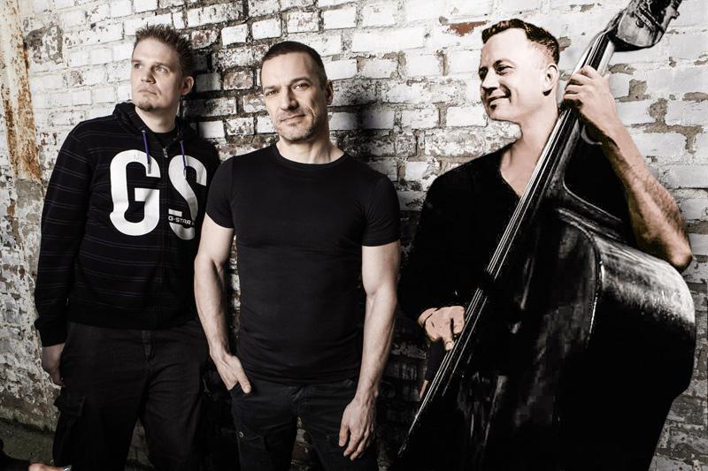 Walter Fischbacher Trio (USA/D/CZ) - ZRUŠENO