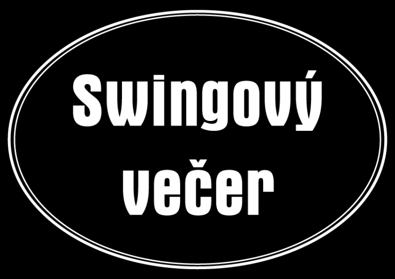 Swingový večer - Zrušeno