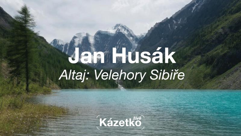 ZRUŠENO – Jan Husák
