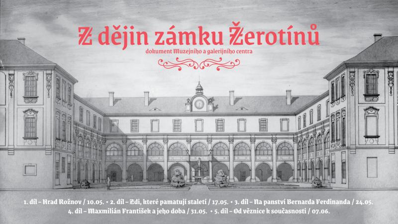 Z dějin zámku Žerotínů