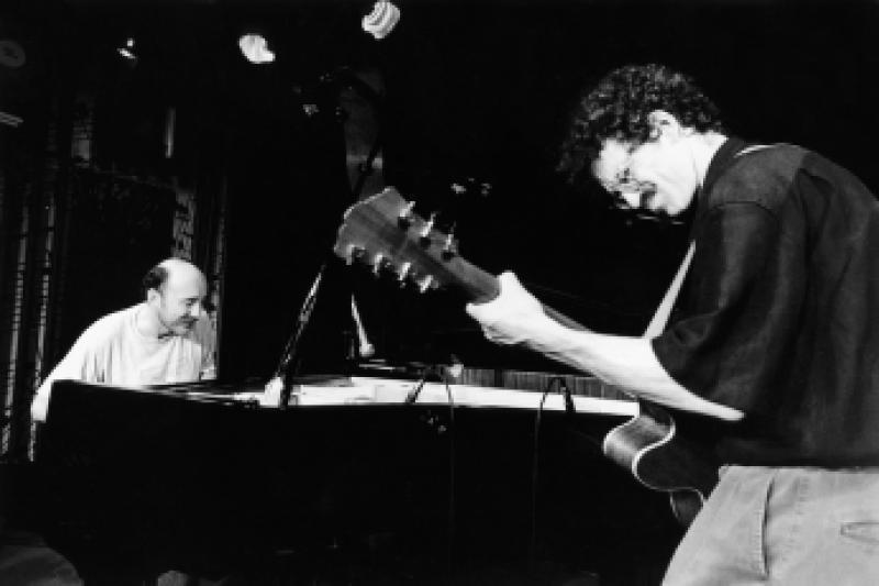 TONY ACKERMAN (USA) & MARTIN KRATOCHVÍL (CZ)