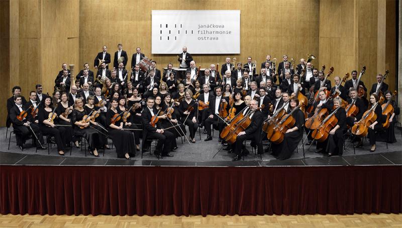 ZMĚNA TERMÍNU - Janáčkova Filharmonie Ostrava