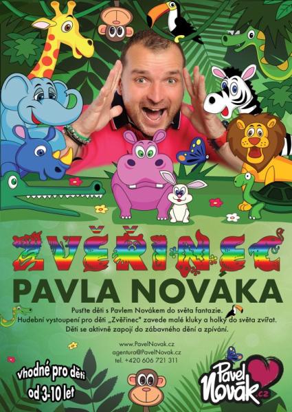 Zvěřinec Pavla Nováka