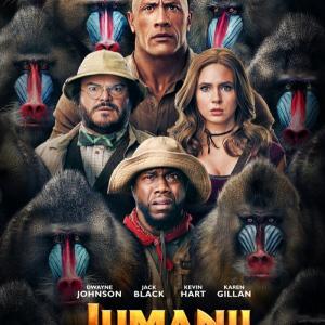 Jumanji: Další level