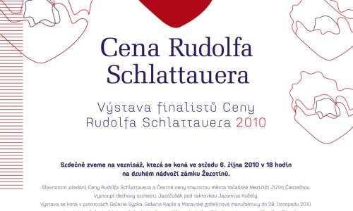 Výstava finalistů Ceny Rudolfa Schlattauera 2010