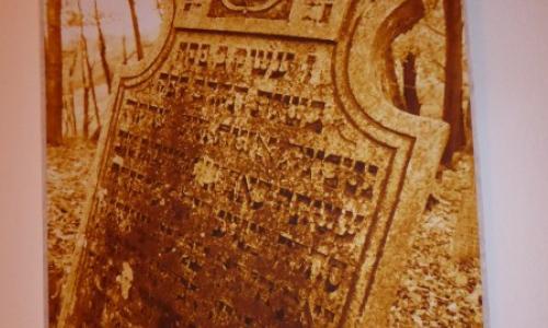Komentovaná prohlídka výstavy Zmizelá židovská stopa