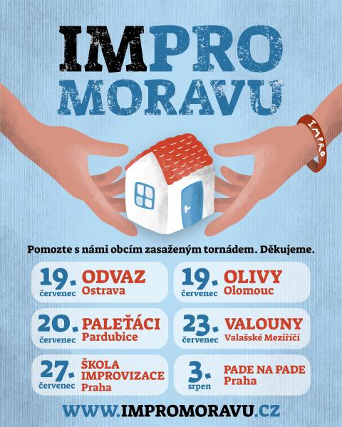 ImProMoravu - Valouny