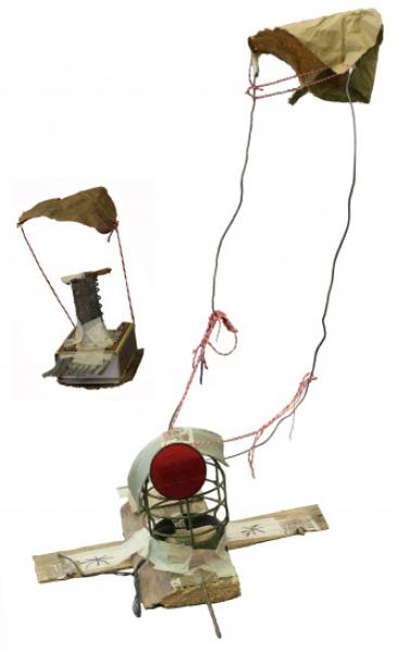 Výstava výtvarného oboru ZUŠ Alfréda Radoka