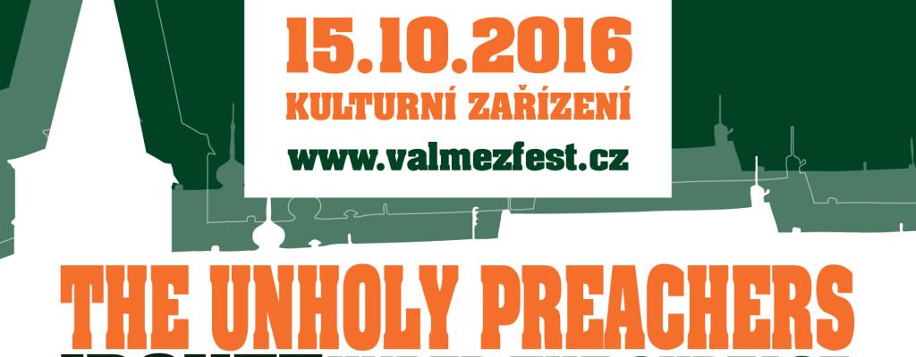 Hudební festival VALMEZ 2016 oslaví půlkulatiny